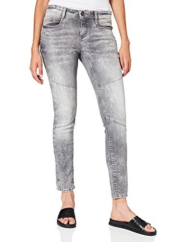 Street One Damen York Jeans, Gorgeous Grey Heavy wash, W33/L30