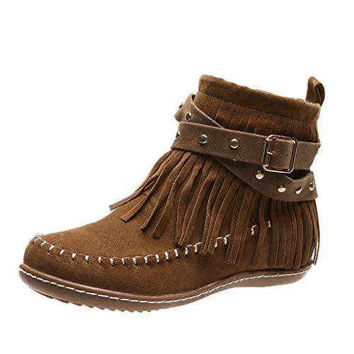 Maximum Chaussures à Franges Femme, des Chaussures...