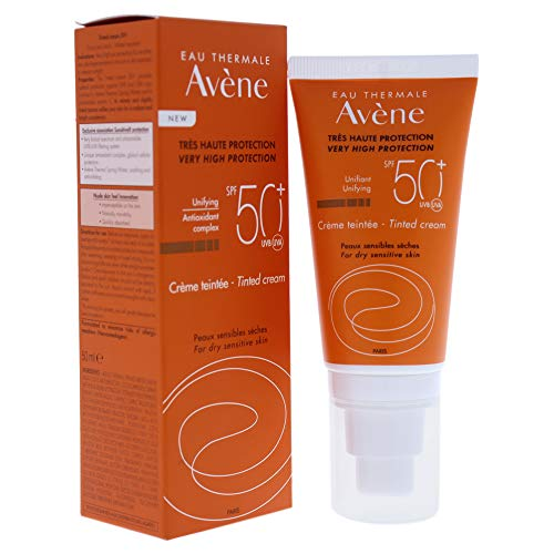 AVENE Solar Crema con Color spf-50 50 ml