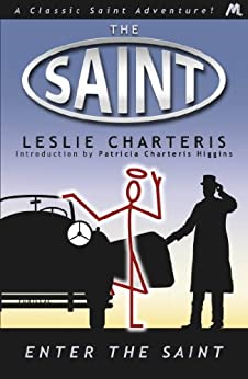 Enter the Saint by [Leslie Charteris]