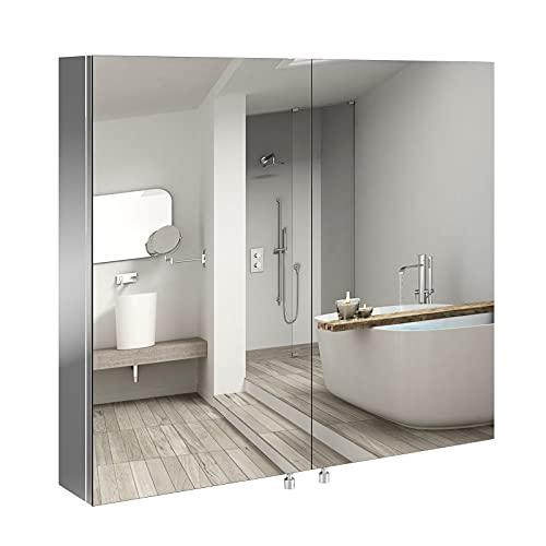 Espejos De Baño Con Armario espejos de baño  Marca