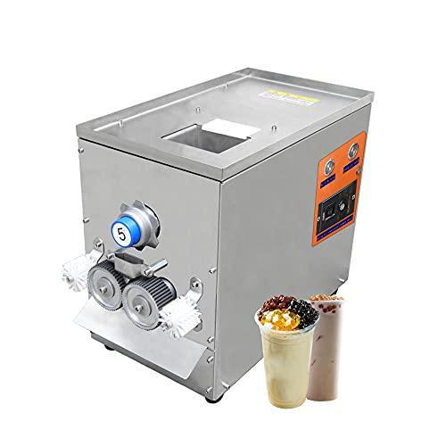 RkBaoye Máquina para fabricar Perlas de Tapioca Comercial 640W Máquina para fabricar Bolas de té con Leche y Burbujas, Máquina para fabricar Bolas de té con Leche y Burbujas para Uso Comercial