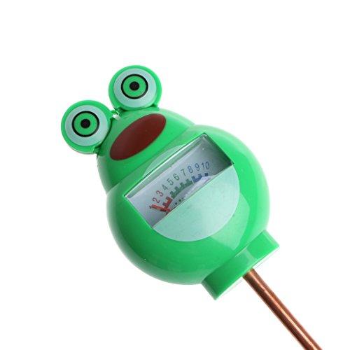Buy Richi Soil Moisture Tester Humidimetre Meter Detector Testing Tool,Frog Shape,17.5cm/6.89