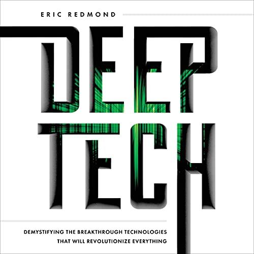 Deep Tech cover art