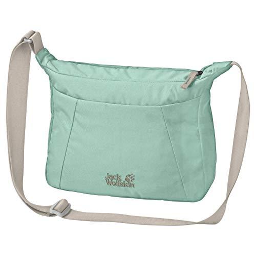 Jack Wolfskin Unisex Valparaiso Bag Schultertasche, Light Jade, ONE Size