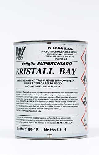 Artiglio Kristall Bay colla trasparente