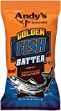 Andys Golden Fish Batter, 10 Ounces (Pack of 2)