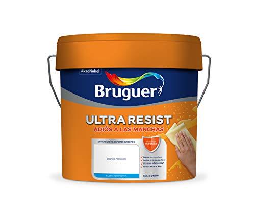 BRUGUER Blanco ULTRARESIST ABSOLUTO 10 L, 10 litros
