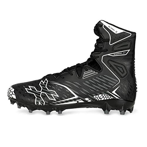 HK Army Schuhe Diggerz X1.5 High Top schwarz/grau, Größe:10