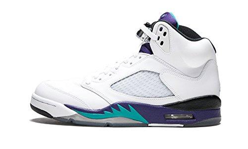Air Jordan 5 Retro 'Grape' - 136027 108