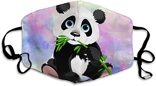 """N/A"" Keregugu Hanging Panda Outdoor Multifunctional Comfortable Adjustable Face Bandana Decorations for Adult"