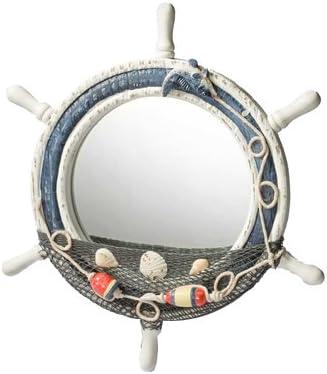 SH Wood Ship Wheel Sales results No. Sale 1 Nautical Wall Mirror