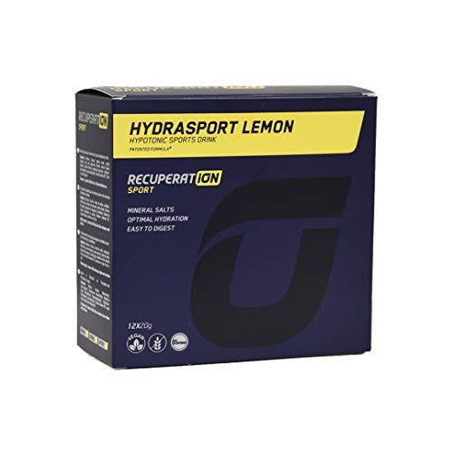 RECUPERAT-ION Hydrasport Limón - 12 Sobres