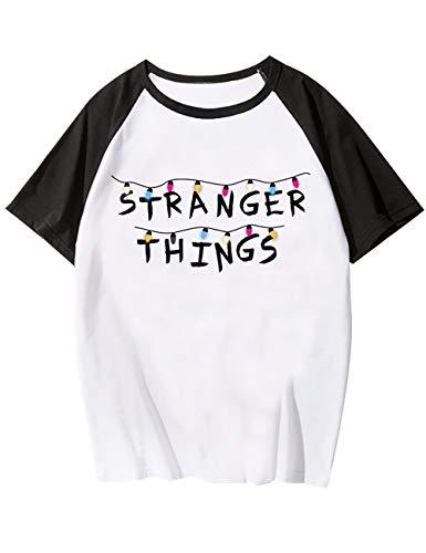 Camiseta Stranger Things Niña, Camiseta Stranger Things
