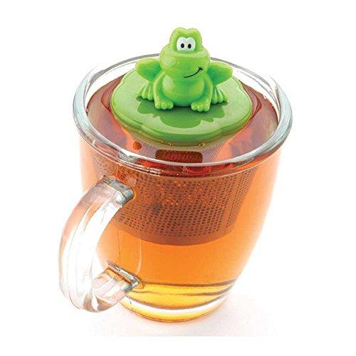 Floating Frog Loose Leaf Tea Infuser