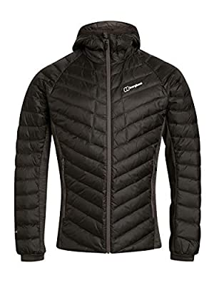 Berghaus Men's Tephra Stretch Reflect Insulated Down Jacket