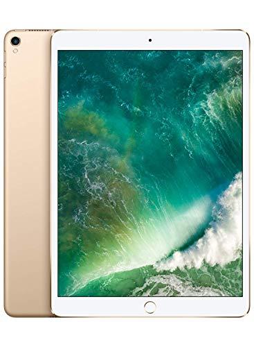Apple iPad Pro 10.5 256GB Wi-Fi + Cellular - Oro - Desbloqueado (Reacondicionado)
