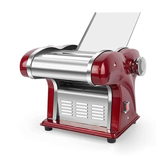 ACGTH Máquina de Fideos Hogar Automático Rolling Tallarines Fabricante Automático Pequeño Familia Pequeña Pumpling Tallarines Presión Pasta Máquina Pasta (Size : C)
