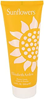 Sunflowers by Elizabeth Arden 6.8 oz Shower Cream for Women