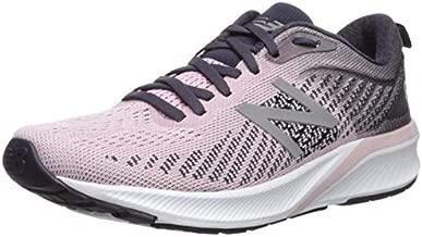 New Balance Women's 870 V5 Running Shoe, Oxygen Pink/Iodine Violet, 5.5 W US