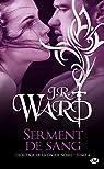 L'héritage de la dague noire, tome 4 : Serment de sang par Ward