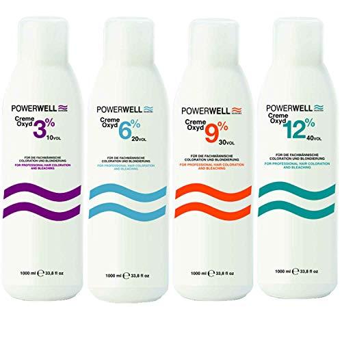 Powerwell Creme Oxyd 12%, 1000 ml