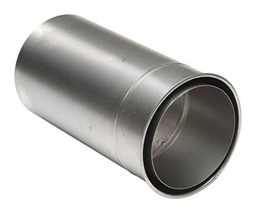 Mauermuffe doppel 300 mm, Ø150mm, unlackiert