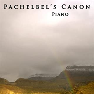 Pachelbel's Canon In D Major (piano) Cannon In D, Kanon In