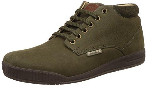Woodland J9Wue Men's Gb 1620114_Olive_9 Olive Boots - 9 UK (43 EU) (10 US) (GB 1620114OLIVE)
