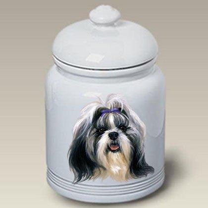 Best of Breed Shih Tzu - Linda Picken Treat Jar