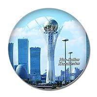 バイテレクタワーNur-Sultanカザフスタン冷蔵庫マグネットホワイトボードマグネットオフィスキッチンデコレーション