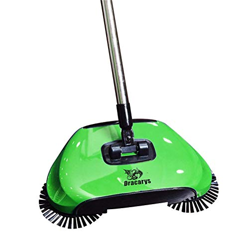 Dracarys Lazy 3 en 1 Limpieza para el hogar Mano Empuje automático...
