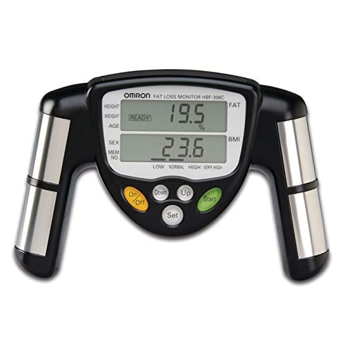 Omron HBF-306C Handheld Body Fat Loss Monitor