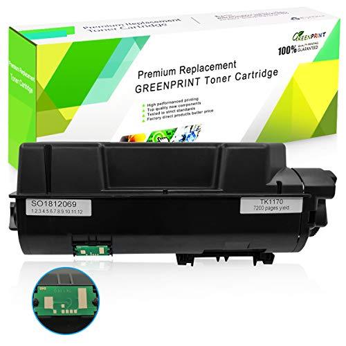 Cartucho Toner Compatible TK1170 TK-1170 Negro GREENPRINT