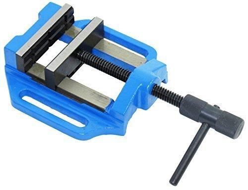 "Maschinenschraubstock 100 mm 4\"" - Schraubstock Säulenbohrmaschine Tischbohrmaschine"