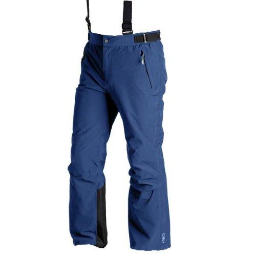 CMP - F.LLI Campagnolo Pantalon de ski pour homme - Bleu (Bleu Roi) - Taille: 48