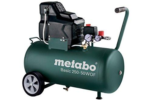 Metabo Compressore Basic 250-50 W of (601535000) in Cartone, 1500 W, 240...
