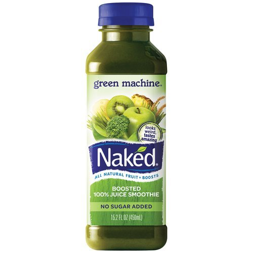 NAKED JUICE SMOOTHIE GREEN MACHINE 15.2 OZ PACK OF 3