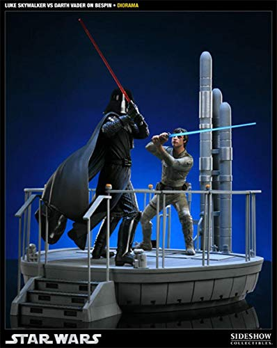 Sideshow Collectibles - Star Wars diorama I Am Your Father (Luke Skywalker vs Darth Vade image
