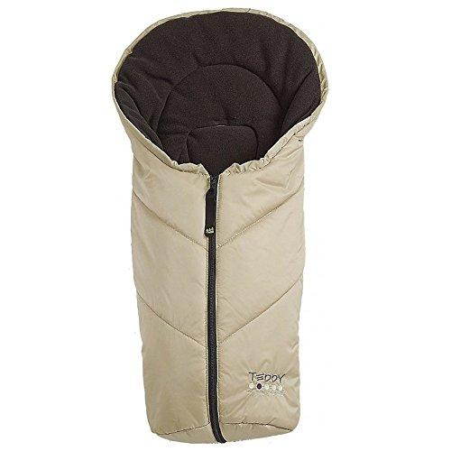 Odenwälder 11027-960 Schalensitz Fußsack Teddy P5 sand
