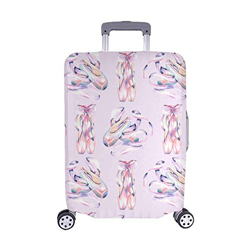 Zapatillas de Ballet Ballerina's Pointe Travelers Choice Travel Equipaje con Ruedas giratorias...