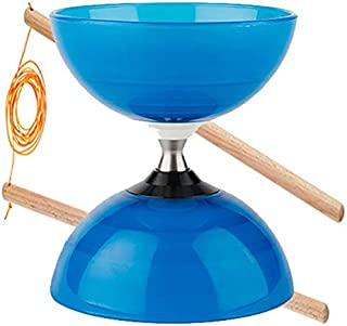 Henry Diabolo Beach Free Blue with Handsticks - 10 Years & Above