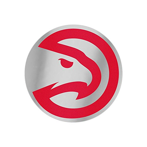 Wincraft NBA Atlanta Hawks Auto Team Aufkleber