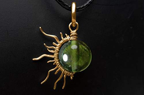 Genuine Raw Moldavite  Bronze Cage Pendant Czech Moldavite Jewelry Bracelet Charm- Choker-Or Necklace Dainty Necklace