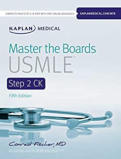 Kaplan Medical Master the Boards USMLE Step 2 CK (1506235948) | Amazon price tracker / tracking, Amazon price history charts, Amazon price watches, Amazon price drop alerts