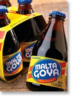 Malta Goya 7 Oz. Case of 6 Bottles