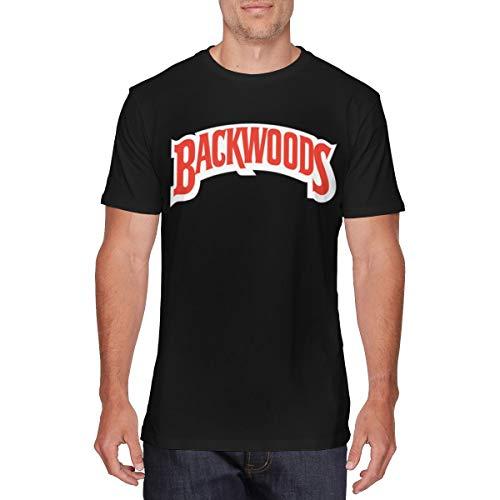 savae Mens Cool Backwoods Cigars JR Cigar T Shirts XXL Black