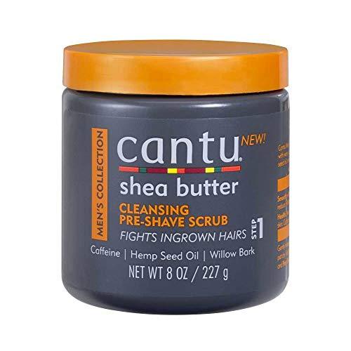 Cantu Mens Cleansing Pre-shave Scrub