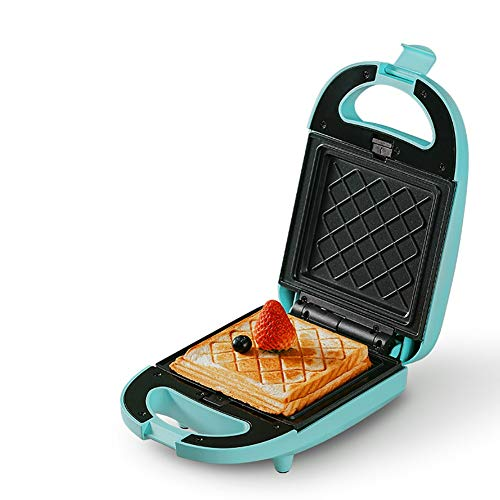 Review Gourmet Sandwich Maker Non-Stick Coated Plates Opens 180 Degrees for Breakfast in the family ...