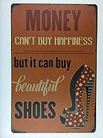 SUDISSKM お金は幸福を買うことはできませんが、美しい靴を買うことはできます。それは、MomDaughterまたはGrandmaの面白い同じです。